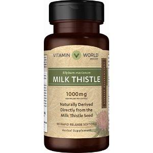 Milk Thistle 1000mg at Vitamin World