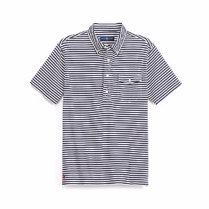 Slim Fit Jersey Polo Shirt