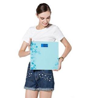 $18.99Mosiso 超薄型高精度数码浴室体重称 控制体重好帮手