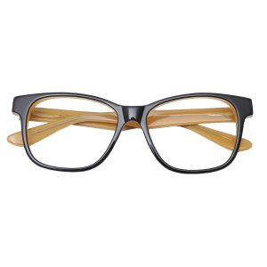 Hancock Wayfarer - Black/Yellow