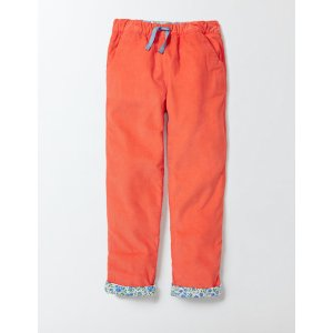Relaxed Pull-on Pants 32787 Pants & Jeans at Boden