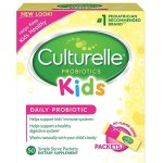 Culturelle Kids Packets Daily Probiotic Formula with Naturally Sourced Lactobacillus GG, 50 Count