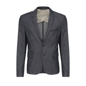 'Bait' | Slim Fit, Stretch Cotton Blend Sport Coat
