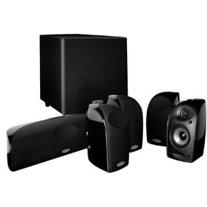 $229.99Polk Audio TL1600 5.1声道 家庭影院音响+低音炮