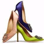 Manolo Blahnik Women Shoes Purchase @ Neiman Marcus