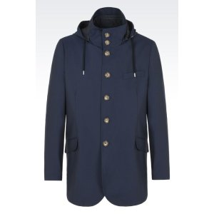 Giorgio Armani Men WOOL BLEND SPORTSWEAR JACKET , Wool - Armani.com