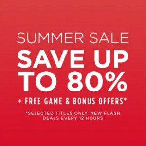 Up to 80% Off + Extra 20% OffGreen Man Gaming Summer Sale