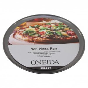 "Oneida Select 16"" Pizza Baking Pan, Set of 2 - Pizza Pans & Stones - Bakeware - Food Preparation"