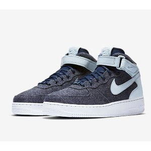 Nike Air Force 1 07 Mid Leather Premium Women's Shoe. Nike.com