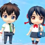 Kiminonawa Your Name Nendoroid @Amazon Japan