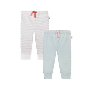 Set of 2 Joggers - Burts Bees Baby