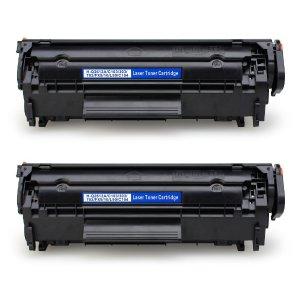 超低价$11.99JARBO 激光打印机墨粉盒 2只装 适配多款HP打印机