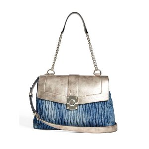 Keegan Shoulder Bag | GUESS.com