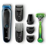 Braun Multi Grooming Kit MGK3040 – 7-in-1 Hair / Beard Trimmer for Men + Gillette Body Razor