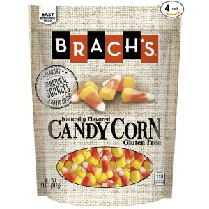 Brach's Natural Sources 玉米粒糖果 4袋装