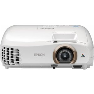 Epson Home Cinema 2045 LCD Projector White HC 2045 Projector