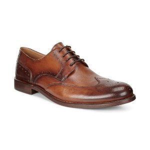 ECCO LONDON WING TIP TIE | MENS | FORMAL SHOES