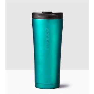 Turquoise Stainless Steel Tumbler | Starbucks® Store