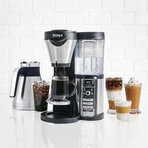 $99.99黒五价:Ninja 咖啡机+奶泡壶套装