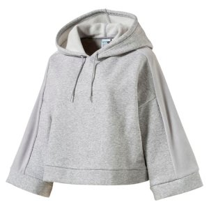 Xtreme Cropped Hoodie, buy it @ www.puma.com