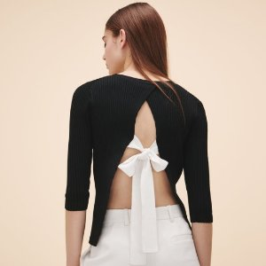 Additional 20% Off + Up To 60% OffSummer Sale @ Maje