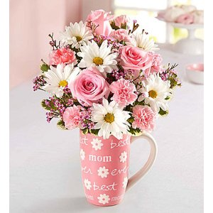 Mugable® Best Mom Ever™ | 1800Flowers.com - 148525