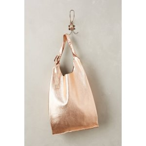 Reversible Leather Tote | Anthropologie