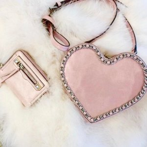 Now $98.25!MAC Chain Heart Crossbody @ Rebecca Minkoff