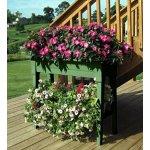Adams Manufacturing 9303-01-3700 36-Inch Deluxe Garden Planter, Sage Green