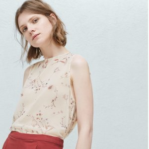 Up to 85% Off + Extra 25% Off  $80+Summer Sale @ Mango Outlet