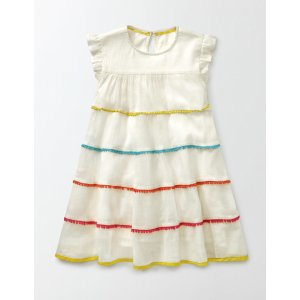 Woven Twirly Dress 33547 Day Dresses at Boden