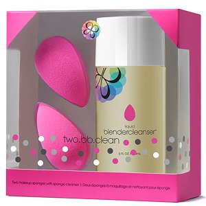 Beautyblender Duo with Liquid Blendercleanser