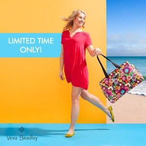 Up to 50% OffVera Bradley @ Zulily.com