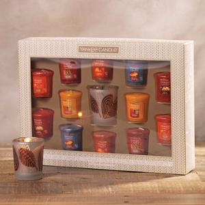 Autumn Days Samplers® Votive Set Gift Set - Yankee Candle