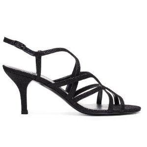 TurningUp Mid Heel Sandals - Shoes