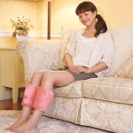 OMRON Legs Massager Pink @Amazon Japan