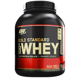 Gold Standard 100% Whey - Extreme Milk Chocolate (3.5 Pound Powder)