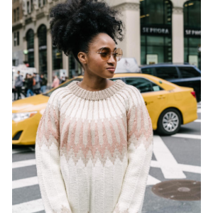 Chloé Abstract-Pattern Wool Sweater   Barneys Warehouse
