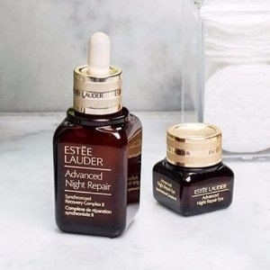 Free Beauty Box at Your Choice (Value $85-115) on Estee Lauder Purchase of $37.50 @ Macys!