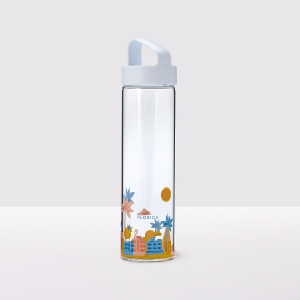 You Are Here Collection Water Bottle - Florida