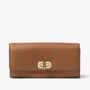 Sullivan Leather Wallet   Michael Kors