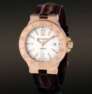 Bulgari Men's Diagono Watch DGP40C6GLD