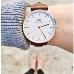 Daniel Wellington Women's 0507DW Classic St. Mawes Stainless Steel Watch