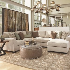 Up to 40% OffSelect Sectionals & Throws @ Ashley Furniture