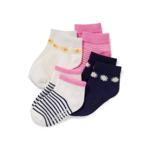 Ankle-Sock 4-Pack for Toddler & Baby | Old Navy