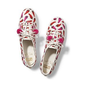 Women - KEDS X kate spade new york CHAMPION. - Red Chili Peppers   Keds