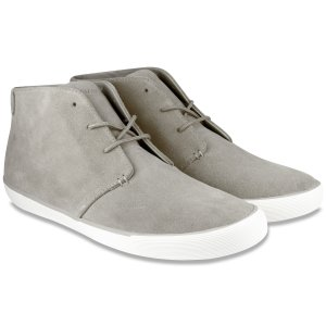 Wooster High Top Suede Sneaker - Stone | Nautica