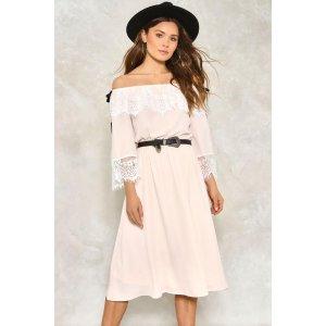 Darcy Lace Dress