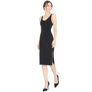 Faith Tank Back Panel Midlength Dress