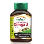 Jamieson 强力 Omega-3 - 没有鱼腥味 700mg,100粒